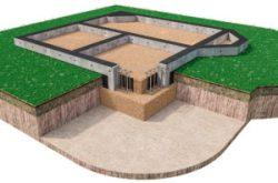 Фундамент для дома под ключ