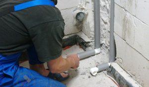 Демонтаж труб водоснабжения, канализации, отопления
