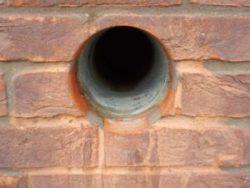 Сверление сквозных отверстий в стенах