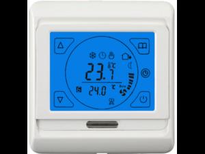 Реостата (диммера) для регулировки нагрева теплого пола подключение