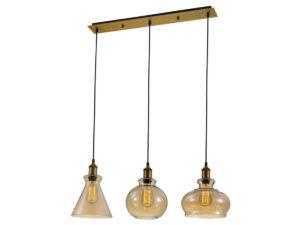 Монтаж подвесного светильника