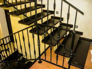 Железные лестницы